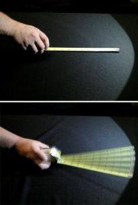Lighting flicker test