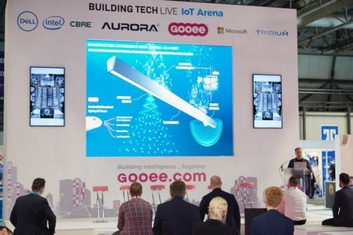 Building Tech Live Gooee IoT Arena