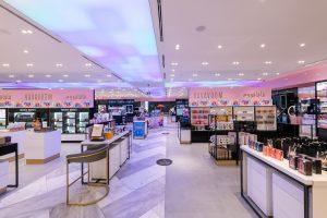 Retail-illuminatedRGBceiling-PXSLEDdrivers